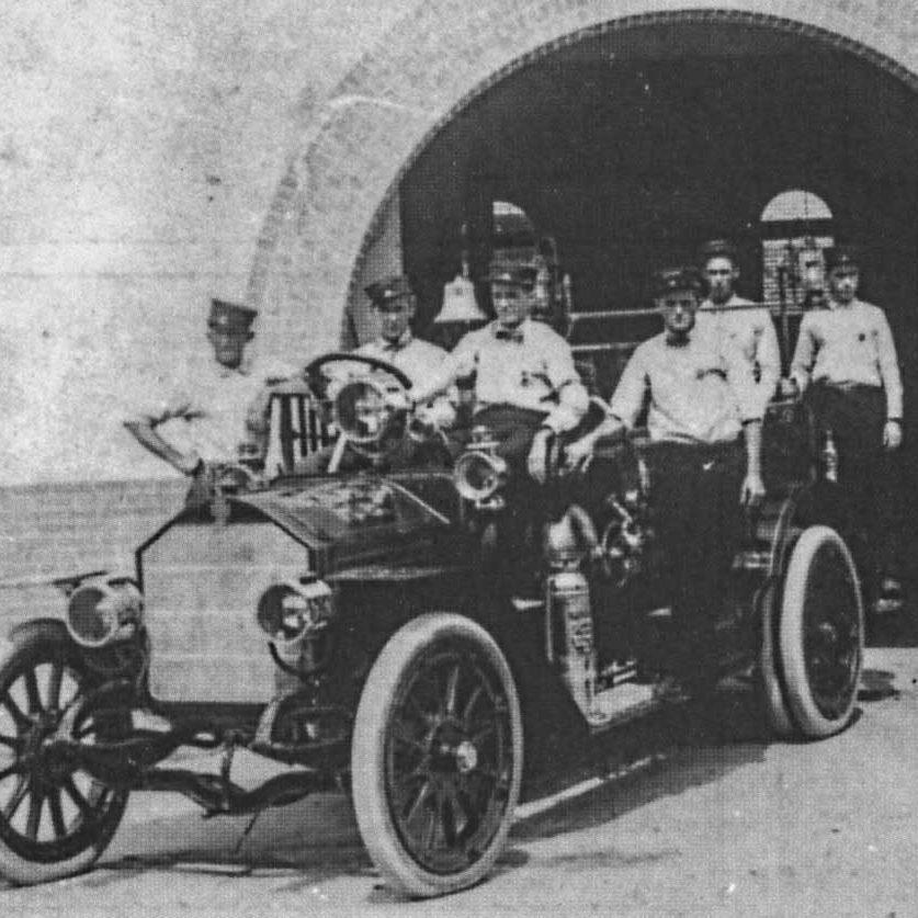American LaFrance Type 10, 1912